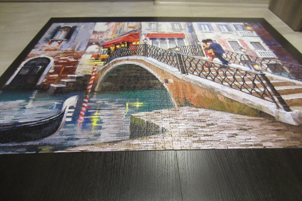 Puzzle Venice Bridge - Most Wenecki Castorland