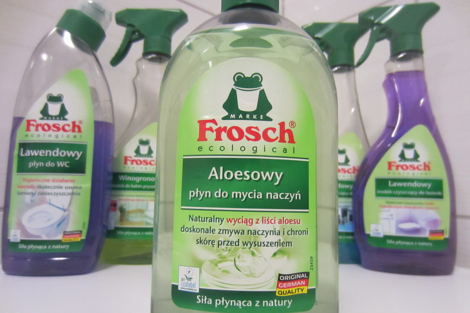 Produkty Frosch Moja Opinia House Of Solutions